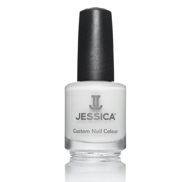 Esmalte Jessica Chalk white