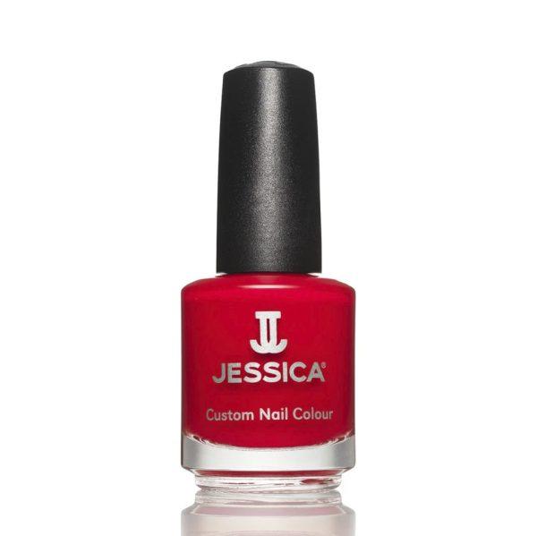 Esmalte Jessica scarlet